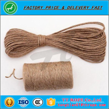 6mm High Quality high tensile Packing Rope Jute Rope