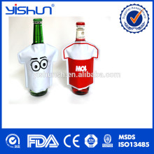 Jacket Bottle Cooler Manufacture with MSDS,SGS