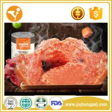 Пищевые консервы для корма для домашних животных