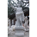 Carved Marble Sculpture Garden Statue Stone Carving with Granite Sandstone (SY-X1551)