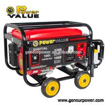 Power Value alternator generator 220v 5kw with factory price