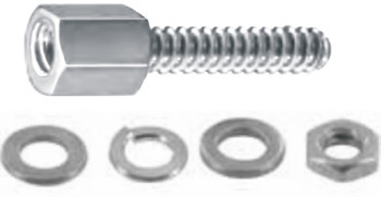 Hex Nut Jack Screw