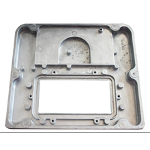 Высокое качество OEM выполненное на верхней алюминиевой части заливки формы