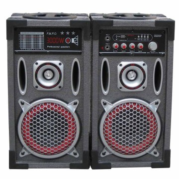 Hifi professional pa sound stage speaker