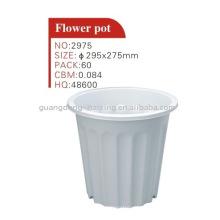 Vaso de flores de plástico popular
