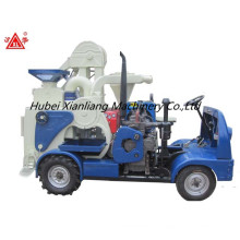 new rice milling machinery with diesel engine