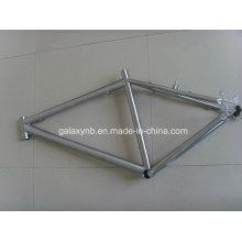 Venta caliente buena calidad titanio MTB marco