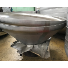 Bottom price for Quality Stainless Steel Cone Head Stainless Steel Conical Dishend supply to Kiribati Supplier