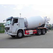 HOWO 6X4 336HP 10m3 Concrete Mixer Truck