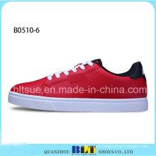 Nuevo estilo Napa Leather Board Shoes