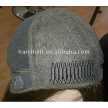 Stretch Cap Jewish Wigs
