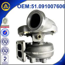 Turbocompresseur homme K31 pour moteur homme D2866LF25