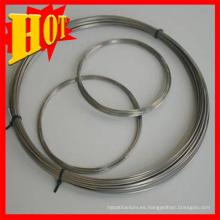 Cable de titanio puro ASTM B863 Gr23 en existencia