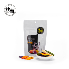Refrigerios de nankeen de verduras de alta fibra