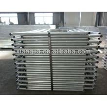 Sistema de andaimes quadro principal de liga de alumínio
