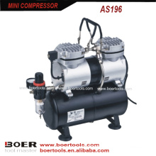1/4HP Mini Air Compressor with 3.5L tank