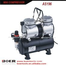 1/мини-воздушный компрессор 4НР с 3,5-литровым резервуаром