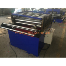 ISO Standard Gondola Supermarché Display Shelf Roll Forming Production Machine Thaïlande