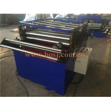ISO Standard Gondola Supermarket Display Shelf Roll Forming Production Machine Thailand