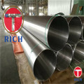 Seamless Stainless Steel pipes for fliuid transport