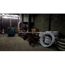 DOOSAN  excavator DX340LCA swing bearing 140109-00038 swing circle