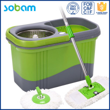Lower Price 2 Kinds of Microfiber Spin Mop Heads