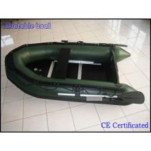 2015 Qualitäts-SA-Reihe aufblasbares PVC-Boots-Schnellboot