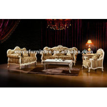 living room wooden sofa sets A80860