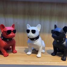 CH-M10 Dog Wireless Animal Speakers Dogi Shape Speaker Hot Sell Animal Speaker With Tf/aux/bt/tws/fm