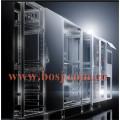 La machine de ligne de production de rouleaux de panneaux d'armoires électroniques Égypte