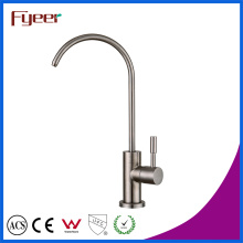 Fyeer Cheap Cold Only Stainless Steel Kitchen Faucet