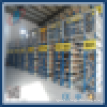 Мезонинные стеллажи для промышленных / многофункциональных нержавеющих стальных / складских железных полков