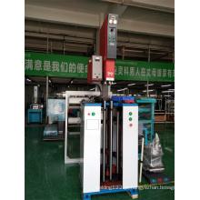 Máquina de solda ultra-sônica para ventilador cruzado