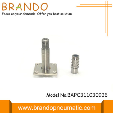 Silver Solenoid Valve Stem With 11mm Diameter