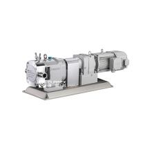 Industrial pump to transfer viscosity medium