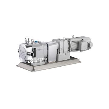 Pompe industrielle pour transférer le milieu de viscosité