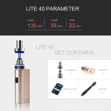 2016 New Best Vape Box Mod Lite 40 Vape Mod Kit