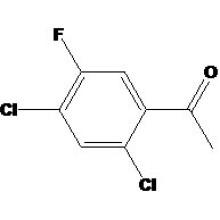 2′, 4′-Dichloro-5′-Fluoroacetophenone CAS No.: 704-10-9