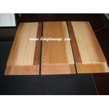 Cedar BBQ Planken