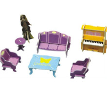 Children Handicraft Toys Furniture