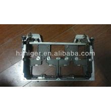 machine à coudre en aluminium armure équipement gravité coulée textile partie de la machine