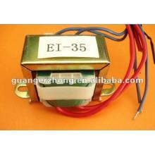Haute qualité ei 35 transformateur 220 v 12 V 300 mA