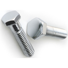 Hexagon Bolt. Fastener, Steel Hex Bolt,