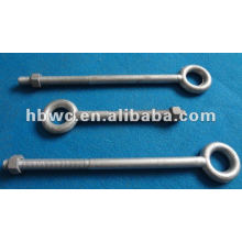 eye bolt for link fitting