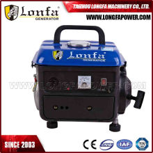 Mini gerador de gasolina de 950 650 watts