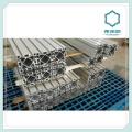 Ligne d'assemblage de Style personnalisée utilisée profilé en Aluminium