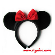 Plush Cartoon Animal Ear Hairpin
