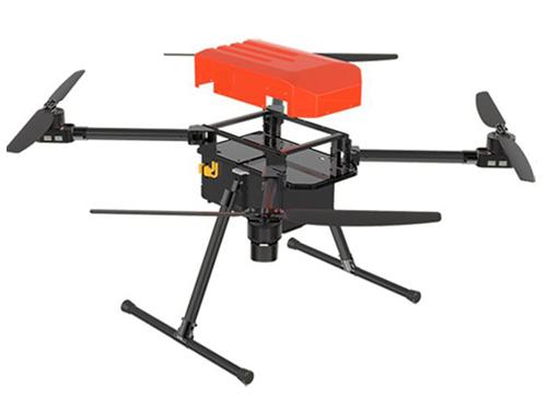 Quadcopter 900mm Patrol Drone Frame, Long Flight Portable Drone Frame, Gift Deliver Life Rescue UAV, X900 Camera Industry Application Drone Frame, 900mm Searching Light Industry Application Speaker Drone Frame, Carbon Fiber Drone Frame