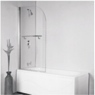 Tub Screen with Towel Handle BS-10t