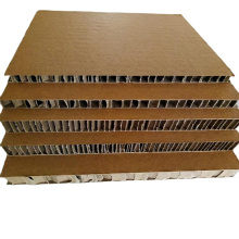 high strength brown corrugated honeycomb paper board wholesale price